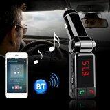ราคา Wireless Bluetooth V2 Stereo Car Kit Fm Transmitter Mp3 Usb Disk Player Black Intl Oemgenuine ออนไลน์