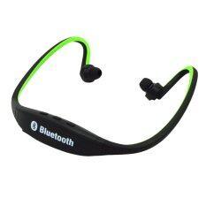 โปรโมชั่น Rondaful Bluetooth 4 Earphone Support Tf Card Headset With Microphone Black จีน