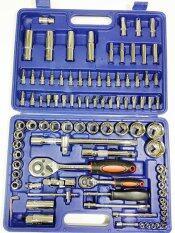 โปรโมชั่น Work ประแจบ๊อกชุด 95 ตัวชุด Socket Wrench Set No Ck S95 Work ใหม่ล่าสุด