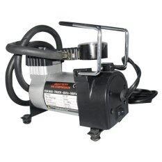 Work Work : Mini 220v Compressor Car Pump ที่สูบลม/เครื่องสูบลมล้อ รถยนต์ มอเตอร์ไซด์ แบบใช้ไฟบ้าน รุ่น Hw-502-220 By Vaukowork.