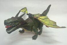 ซื้อ Worktoys Dragons มังกร มีปีก เดินได้ มีเสียง มีไฟ สีเขียว ออนไลน์ กรุงเทพมหานคร