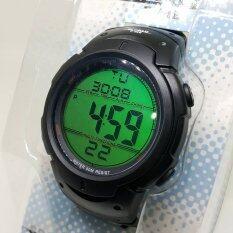 ราคา World Time นาฬิกาข้อมือแนวสปอร์ต สุดเท่ ใหม่