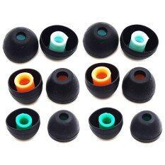 ขาย X Tips Hybrid Black จุกยางขนาดเล็ก 1แพค 6 คู่ สีดำ กรุงเทพมหานคร