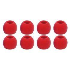 ราคา จุกโฟมสำหรับหูฟังอินเอียร์ รุ่น Ts400 4 คู่ สีแดง ใหม่ ถูก