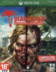 Xbox One Dead Island: Definitive Collection (English) (Asia)