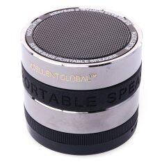 ราคา Xcellent Global ลำโพงบลูทูธไร้สาย Bluetooth Wireless Speaker Mini Portable Super Bass Pc013 ใน Thailand