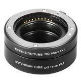 ราคา Xcsource Auto Focus Macro Extension Tube Adapter For Fujifilm Fx Mount Camera Lens เป็นต้นฉบับ Xcsource