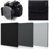 ขาย Xcsource เลนส์ฟิลเตอร์ Nd2 Nd4 Nd8 3 ชิ้น สำหรับ Cokin P Dslr Camera Lens ถูก