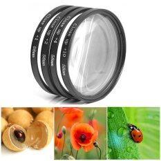 XCSource เลนส์มาโคร 58mm Macro Close Up Lens Filter Kit +1+2+4