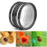 ขาย Xcsource เลนส์มาโคร 58Mm Macro Close Up Lens Filter Kit 1 2 4 10 ซองใส่ สำหรับ Canon 18 55Mm 50Mm เป็นต้นฉบับ