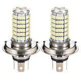 ส่วนลด Xcsource H4 120 Led Xenon 3528 Smd Car Fog Headlight Head Blub Light Lamp 12V X 2 Xcsource