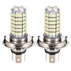 ซื้อ Xcsource H4 120 Led Xenon 3528 Smd Car Fog Headlight Head Blub Light Lamp 12V X 2 ถูก Thailand