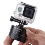 ราคา Xcsource ขาตั้งกล้อง 360 องศา Timelapse Rotating Time Lapse สำหรับ Gopro 3 3 Dslr Camera สีดำ ราคาถูกที่สุด