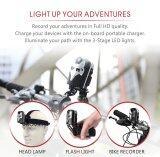 ขาย Xcsource กล้องติดจักรยาน 1080P Bike Video Recorder 5Mp 6000K Dual Led Headlamp Thailand
