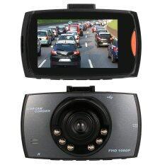 XCSource กล้องติดรถยนต์ รองรับการถ่ายโหมดกลางคืน 170° 1080P