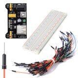 ราคา Xcsource Mb 102 830 Point Pcb Breadboard Power Supply สายเคเบิ้ล 65 ชิ้น