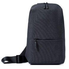 ราคา Xiaomi Chest Pack กระเป๋าสะพายอเนกประสงค์ สีดำ ใหม่