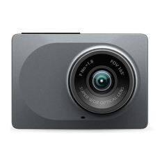 Xiaomi กล้องติดรถยนต์ Xiaomi Yi Dash Cam Car DVR 1080P WiFi (Gray)