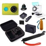 ขาย Xiaomi Yi Action Camera Standard Set With Accessories Green ถูก ไทย