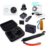 ซื้อ Xiaomi Yi Action Camera Standard Set With Accessories White Xiaomi ถูก