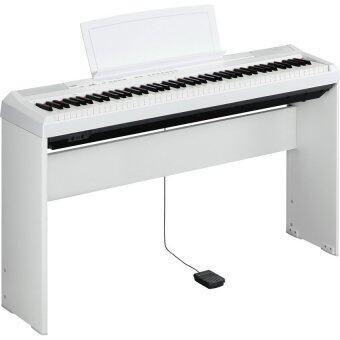 YAMAHAเปียโน ดิจิตอล Digital Piano รุ่นP-115(WH) +Adapter PA150 พร้อมขาตั้ง ที่วางโน๊ต