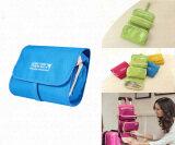 ซื้อ Yhl กระเป๋าจัดระเบียบ จัดเก็บอุปกรณ์ เครื่องสำอาง 3ชิ้น Multi Function 3 Pieces Travel Bag Shower Bag สีฟ้าทะเล ถูก กรุงเทพมหานคร