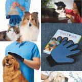 ซื้อ Yhl อุปกรณ์แปรงขนสัตว์เลี้ยง หวีและที่แปรงขนหมาและขนแมว True Touch Pet Glove ถูก