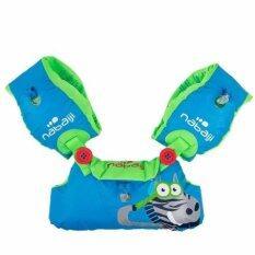 ซื้อ Nabaiji ชุดลอยตัวสำหรับเด็กลายการ์ตูนม้าลาย รุ่น Tiswim สีน้ำเงิน เขียว ถูก กรุงเทพมหานคร