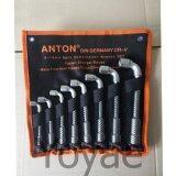 ราคา Yoyae ชุดประแจบล็อก L Anton 8 ตัว ใหม่ล่าสุด