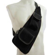 ซื้อ Yp Design Shop 1998 กระเป๋าสะพายไหล่ คาดอกM 25 Mini Shoulder Bag Black ไทย