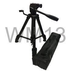 YUNTENG ขาตั้งกล้อง รุ่น Yunteng VCT-668 (สีดำ)