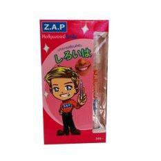 ขาย Zap Bright White ปากกาปรับฟันขาว สีชมพู ไทย ถูก