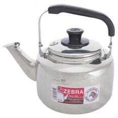 ซื้อ Zebra Head กาน้ำนกหวีด 2 5 ลิตร Classic Zebra ถูก