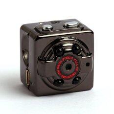 ซื้อ Zeed กล้องจิ๋ว Sq8 Mini Sport Dv Camera 1080P Full Hd ใหม่ล่าสุด