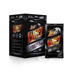ราคา Zhero Whey Protein Isolate With L Carnitine Multi Vitamins รส Creamy Smoothie Zhero ใหม่