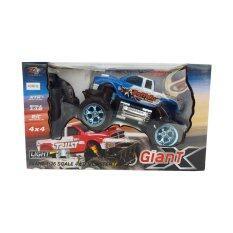 ราคา Zoner Toy รถบิ๊กฟุตนิวไจแอนท์ รุ่น Zt 010 สีฟ้า ออนไลน์ Thailand