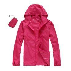 ซื้อ Zreeelz Fashion เสื้อผ้าร่มกัน Uv สีบานเย็น ถูก