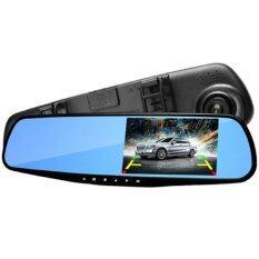 ZS  กล้องติดรถยนต์ กระจกกล้องหน้า/หลัง รุ่น L854X
