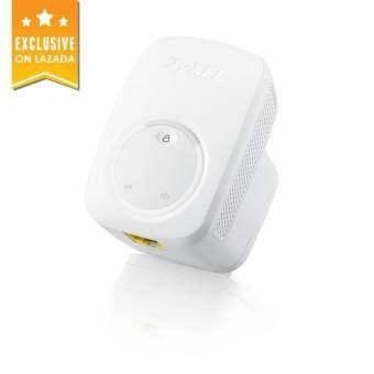 รีวิว ZyXEL WRE2206 Wireless N300 Range Extender | Luis