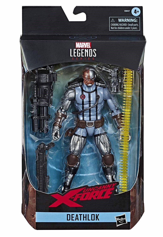 Marvel Legends Series 6-inch Deathlok