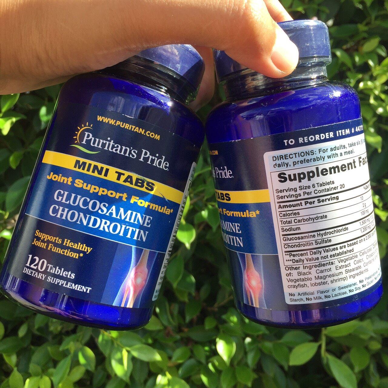 glucozamină plus condroitină amateg