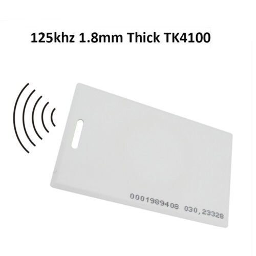 10Pcs NFC Smart Card Reader Tag Tags S50 IC 13.56MHz IC Copier Read Write White